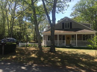 on bike trail / deeded beach - 1 week just added! - Harwich vacation rentals