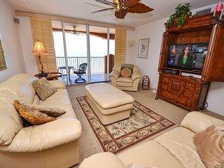 La Contessa 503 - Fabulous 3 Bedroom Gulf Front Penthouse on Redington Beach! - Redington Beach vacation rentals