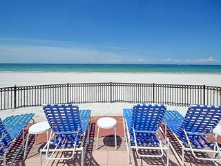 Tides Beach Club 341 - Highly Desirable 3 Bedroom Gulf Front Corner Condo! - North Redington Beach vacation rentals