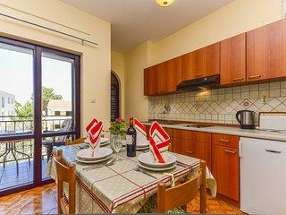 TH01282 Apartments Vukić / One bedroom apartment A1 - Vrsi vacation rentals