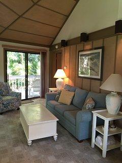 Pet FriendlyCute 1 Bed Villa Getaway walk to beach - Hilton Head vacation rentals