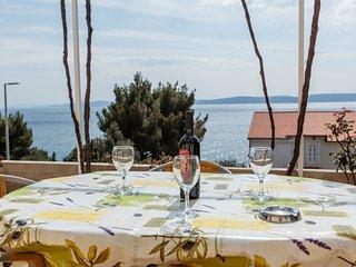 TH01951 Villa Borzić / A3 Two Bedrooms - Okrug Gornji vacation rentals