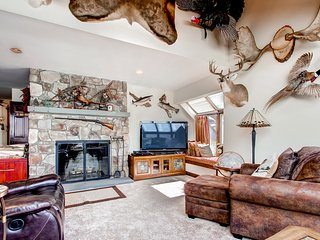 Beautiful 5 bedroom House in Killington with Internet Access - Killington vacation rentals