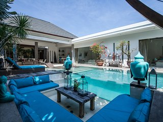 Beautiful 2 bedrooms architect villa in Seminyak ! - Seminyak vacation rentals