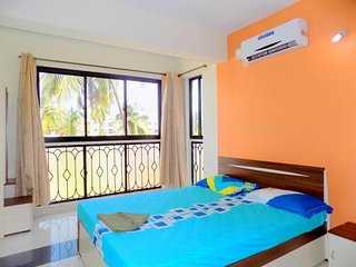 Simply Offbeat Candolim 2bhk Deluxe Apartment 011 - Candolim vacation rentals