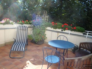 GowithOh - 3160 - Apartment with terrace in the romantic Lichterfelde district - Berlin - Berlin vacation rentals