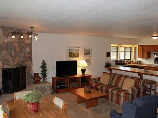 LG704C- Clean 3 bedroom in Frisco with garage, fireplace, & clubhouse access - Frisco vacation rentals