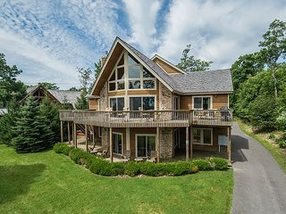 Chalet Loaded with Amenities in Ski In/Ski Out Location - McHenry vacation rentals