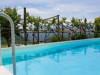 La Rocca Castello, pool, Wi-Fi - Coreglia Antelminelli vacation rentals