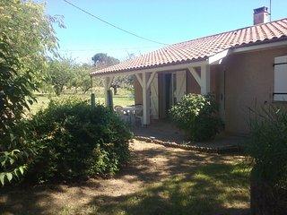 Maison proche saint Emilion , dans cadre de verdur - Arveyres vacation rentals