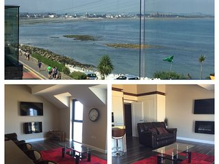 Newcastle co down harbour view - Newcastle vacation rentals