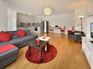 Deluxe 2 BDR apartment 29 Augusta Street - Bratislava vacation rentals