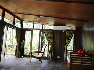 Luxury Jungle Chalet at the Tip of Borneo - Kudat vacation rentals