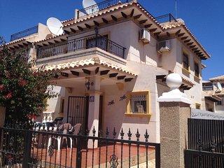 2 bedroom quad villa in Cabo Roig - Cabo Roig vacation rentals