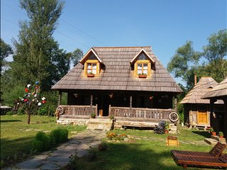 Cozy House with Internet Access and Parking Space - Vadu Izei vacation rentals
