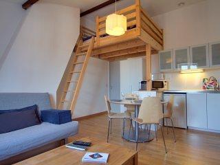 Studio avec mezzanine Lille République (Centre) - Lille vacation rentals