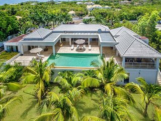 BAMBOO...2BR villa overlooking the turquoise waters of the Caribbean Sea - Terres Basses vacation rentals