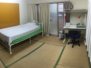 PRIVATE BUDGET ROOM NEAR WASEDA UNIVERSITY - Shinjuku vacation rentals