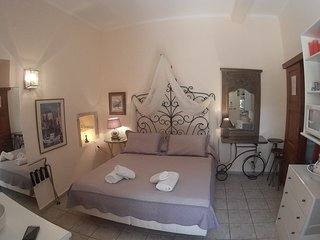 AKTIS-Elegant studio in a relaxing oasis with pool - Atsipópoulon vacation rentals