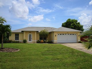 Sunny House with Deck and Internet Access - Cape Coral vacation rentals