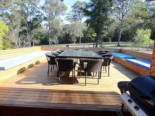 Perfect 4 bedroom House in Kangaroo Valley with A/C - Kangaroo Valley vacation rentals
