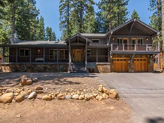 Spacious Tahoe City Home Backed Up to Forest 3bd/2ba - Tahoe City vacation rentals