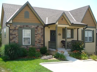 Branson Canyon 5 BR/3 BA home: pool table, hot tub - Hollister vacation rentals