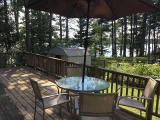 Acuna Lakefront Home - Chain of 6 Lakes Chetek WI - Chetek vacation rentals