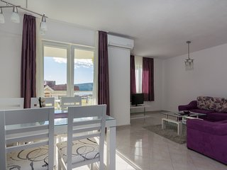 Deluxe apartment with sea view 2 - Seget Vranjica vacation rentals