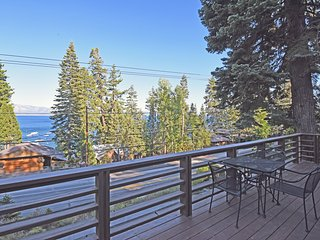 Large, Stylish Home with Lake Views - Carnelian Bay vacation rentals