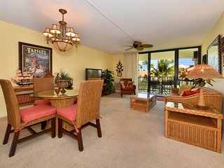 Kamaole Sands -inner court - granite - Kihei vacation rentals