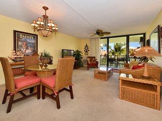 Kamaole Sands -inner court - Open APRIL - Kihei vacation rentals