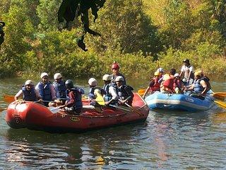 Kundalika river rafting adventure nature camp DMARC,  Kolad - Kolad vacation rentals