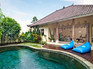 """Great Value"" Lovely Tropical 2BDR Villa Seminyak - Seminyak vacation rentals"