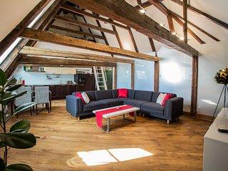 Stunning 593yr Old Penthouse Studio - Tallinn vacation rentals