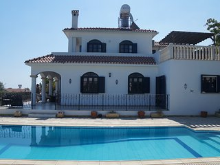 Luxury 5 bed villa. private pool, sports court - Karsiyaka vacation rentals