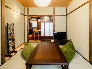 Bright & Airy Traditional house; 7min to Kyoto STN - Kyoto vacation rentals