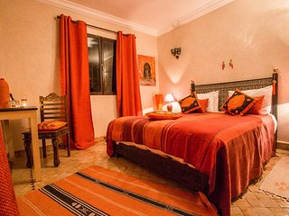 Ch. Mandarina avec piscine int. à 29° et extérieur - Marrakech vacation rentals