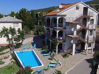 Romantic 1 bedroom Condo in Crikvenica - Crikvenica vacation rentals