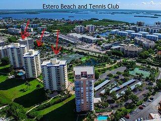 Estero Beach & Tennis Club #203B - Fort Myers Beach vacation rentals