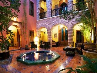 Riad 16è en Privatisation à 3 minutes Jemaa El Fna - Marrakech vacation rentals