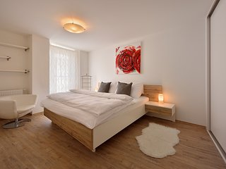 Deluxe 1 BDR apartment Suche myto 6 - Bratislava vacation rentals