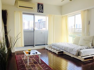 Harajuku 4min Wifi awesome luxury room!! - Shinjuku vacation rentals