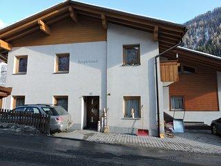 Haus Bergkristall Samnaun Wohnung - Samnaun vacation rentals