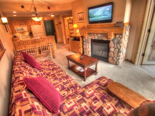 Perfect Condo with Internet Access and Fitness Room - Copper Mountain vacation rentals