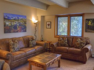 Nice Condo with Internet Access and Fireplace - Copper Mountain vacation rentals