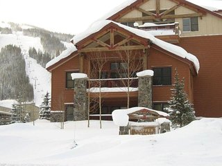 CS210 Copper Springs ~ RA130996 - Copper Mountain vacation rentals