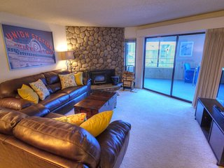 Beautiful Condo with Internet Access and Fireplace - Copper Mountain vacation rentals