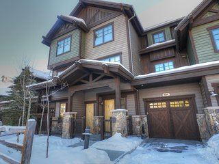 39C Union Creek Townhomes West ~ RA131007 - Copper Mountain vacation rentals