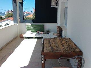 Spacious studio TERRAeSAL with big terrace - Zadar vacation rentals